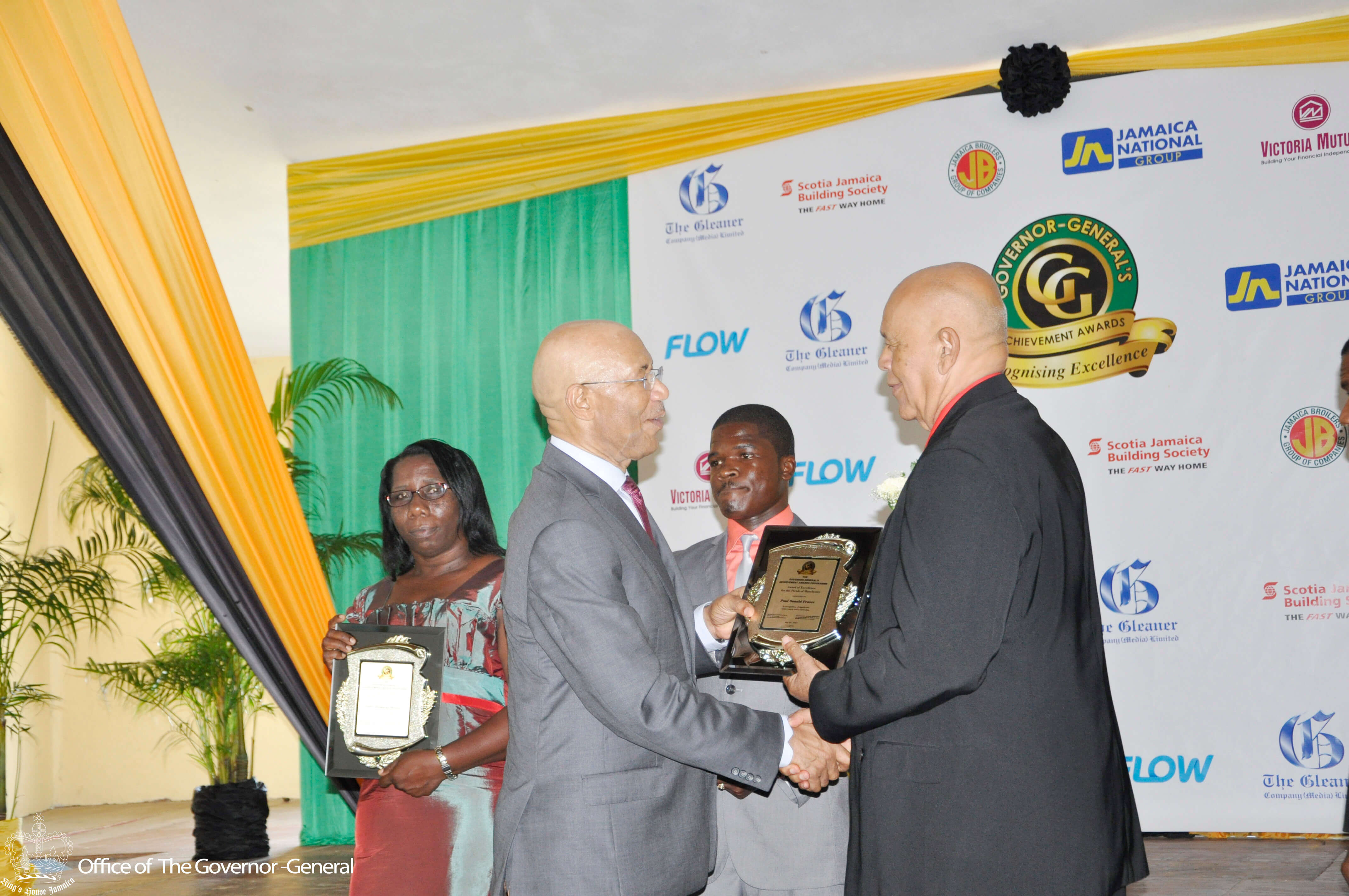 Jamaicans Motivated by GGAA