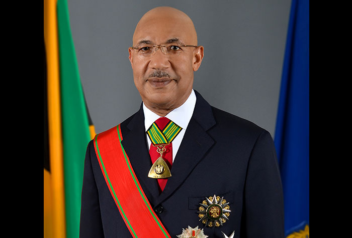 Message from His Excellency The Governor-General The Most Hon. Sir Patrick Allen On, GCMG, CD, KSt.J – New Year's 2018
