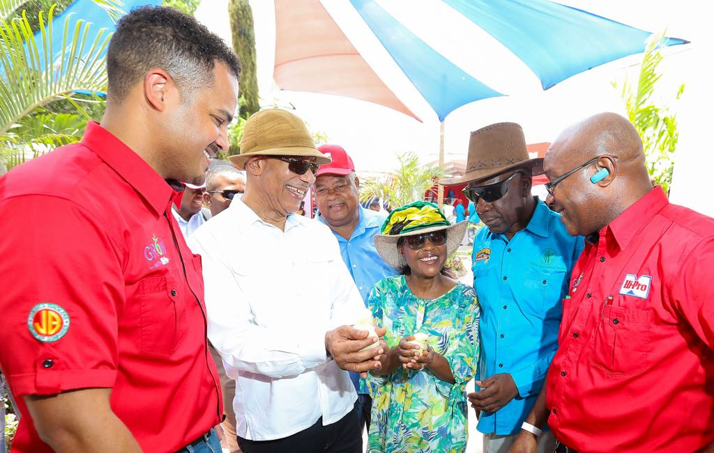 'Blend of Experience And Youthful Ingenuity Will Sustain And Grow Agriculture'- Governor-General