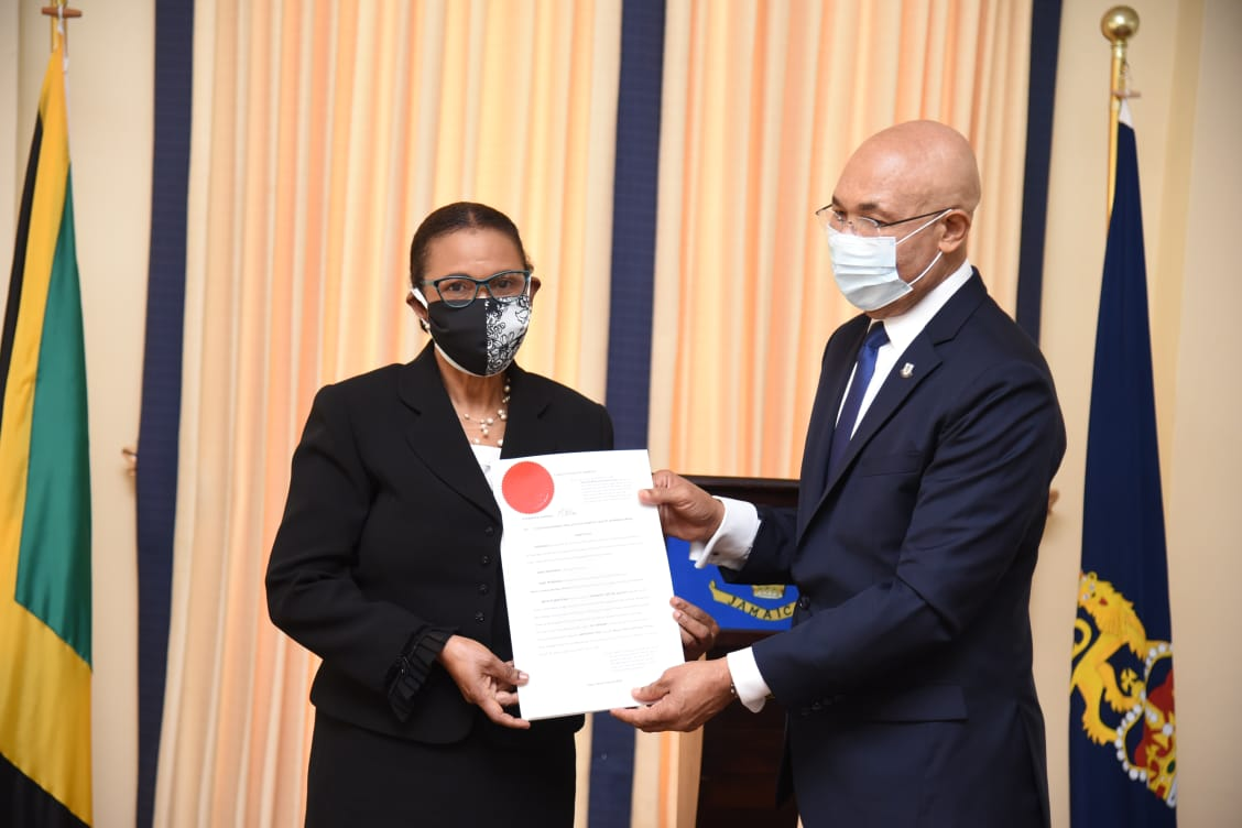The Hon. Mrs Justice Dunbar-Green appointed to serve in the High Court